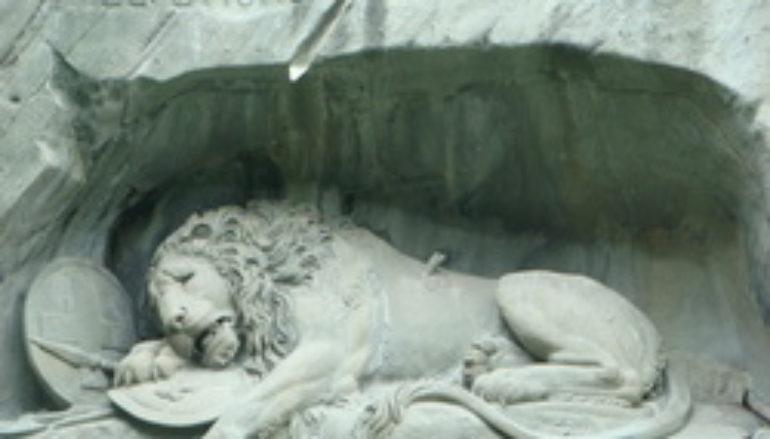 Призраки и мертвый лев