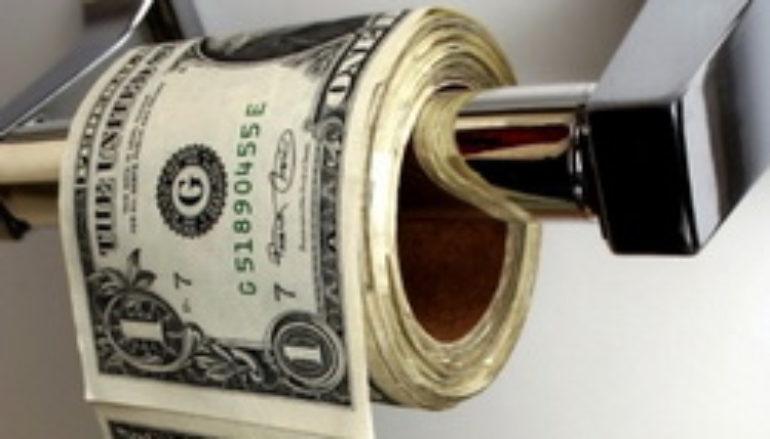 Густой запах денег