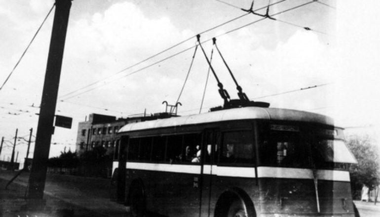 Как Донецк первый троллейбус запустил