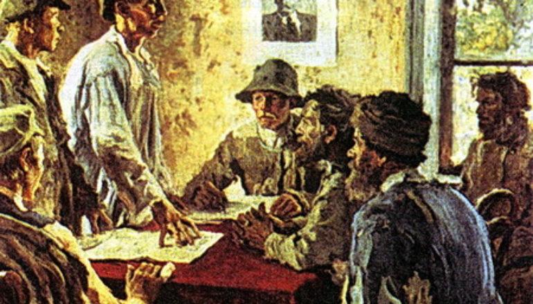 1920: ЦК, ЗК и ГубЧК