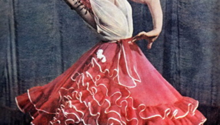 …А также в области балета