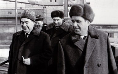 Ахтунг: Брежнев в Донецке!