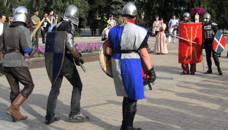 Донецкий «Айвенго»