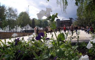 Лучшие места в Донецке — парк Щербакова и парк кованых фигур