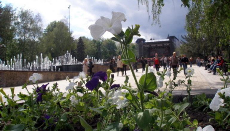 Лучшие места в Донецке – парк Щербакова и парк кованых фигур