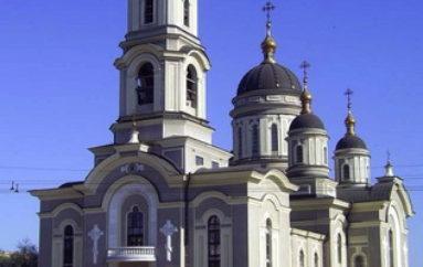 Нет ничего прекраснее Свято-Преображенского собора!