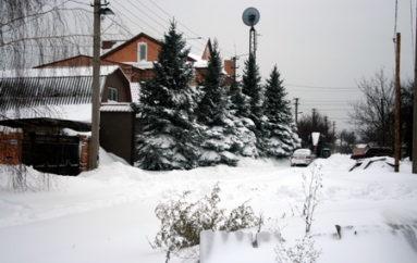 Снега на память
