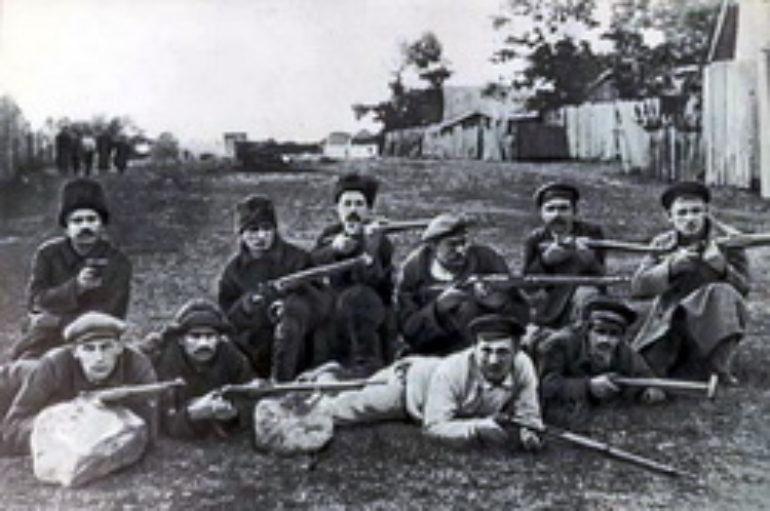 Красное и белое: хронология Гражданской войны в Юзовке