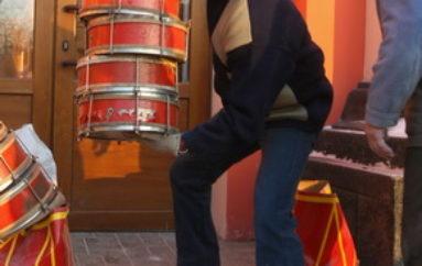 Запрещенные барабанщики