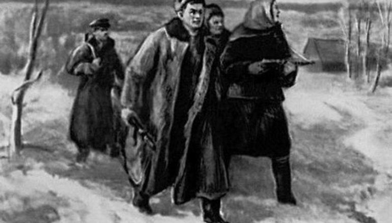 Главный партизан города Сталино