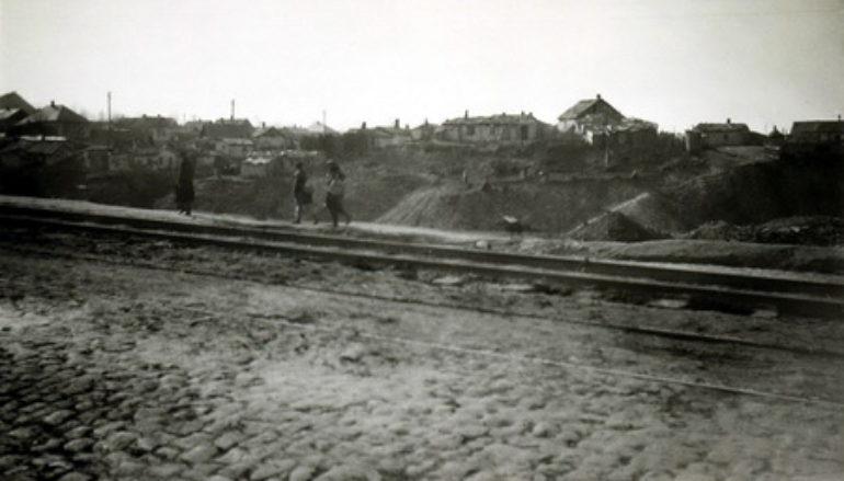 Загадки нашего городка: Железнодорожная насыпь