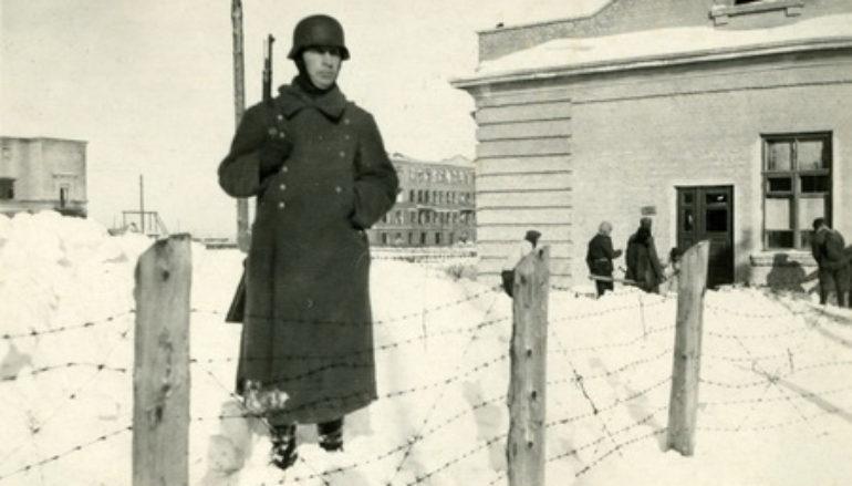 Загадки нашего городка: Зимний немец