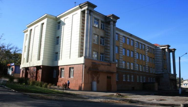 Дома Донецка: Школа № 33