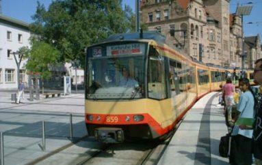 Альтернативное метро: Карлсруйская модель