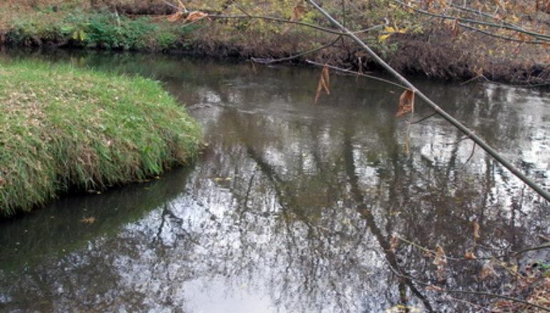 …И течет река