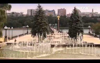 Донецк глазами болельщиков ЕВРО-2012