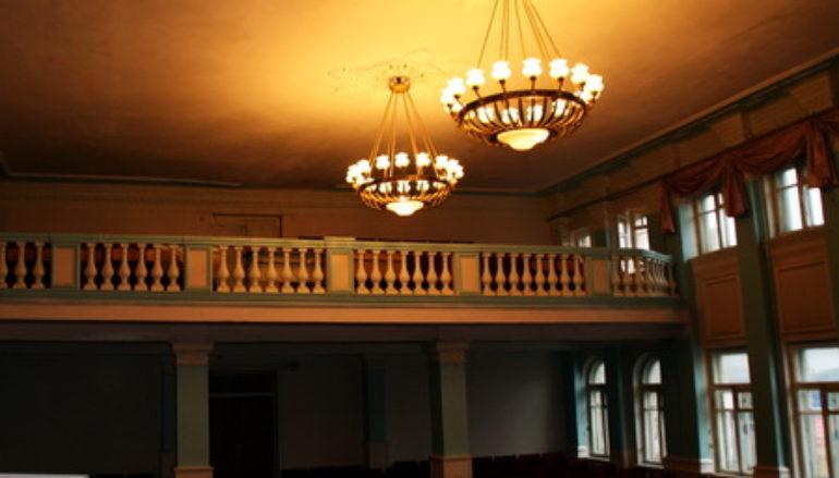 Вскрытие Театра Тудоровских