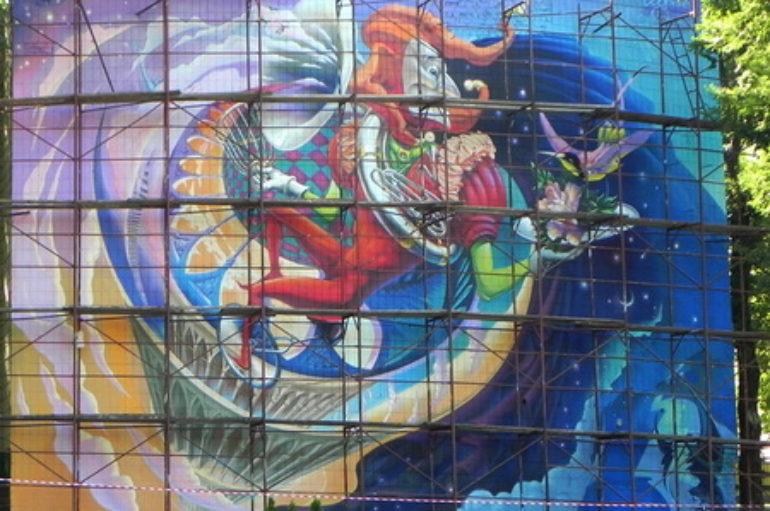 «Красная Шапочка»: венецианское настроение