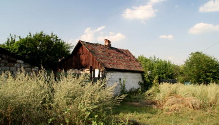 31-й поселок. Никитовка