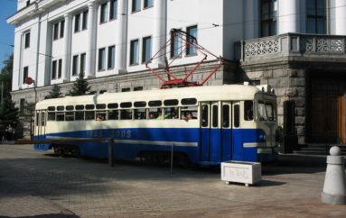Ретро-трамваевка по-донецки