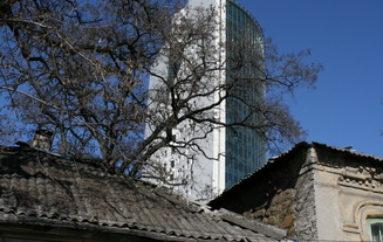 Лучший небоскреб города — «Грин Плаза»