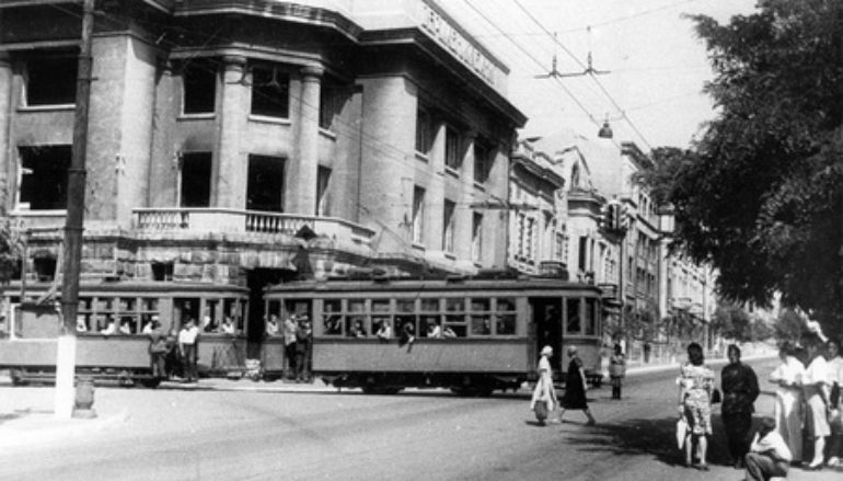 Во все концы: история донецкого транспорта