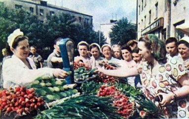 Вы жертвою пали-2: овощные магазины
