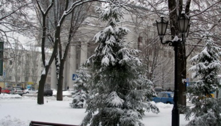 Бульвар Пушкина: выход в белое