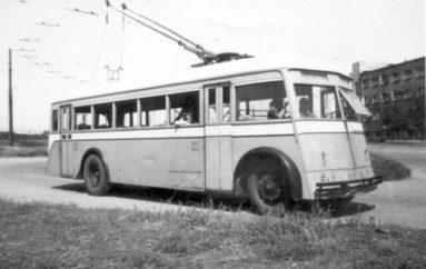 Во все концы-3: История донецкого транспорта