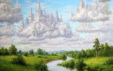 """Воздушные замки """"донецкой Русановки"""""""