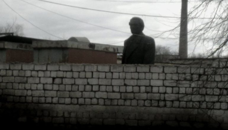 Куйбышев – встреча за забором