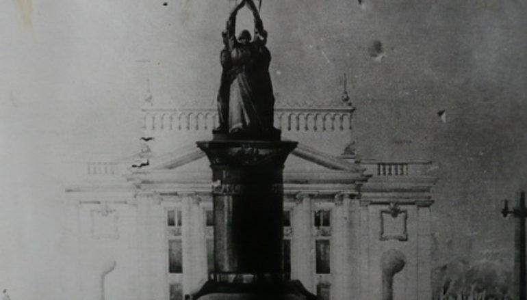 Новое о площади Победы