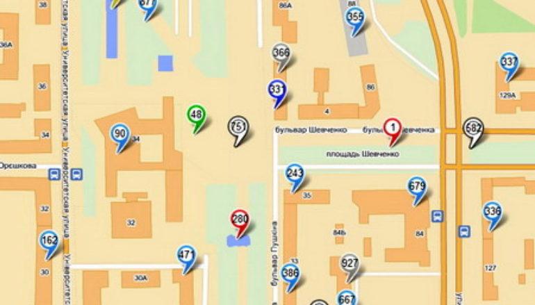 Карта по-«Донецки»: теперь — и так
