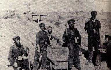 «Водочный бунт» 1874 года