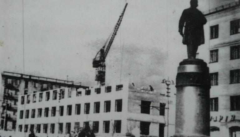 Построил «Донбассгражданпроект»