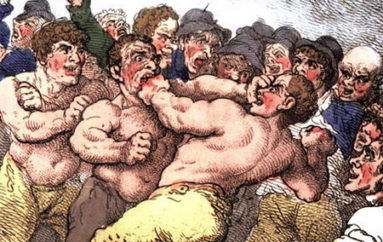 Начало поселковых войн