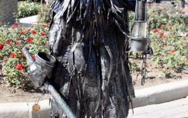 Для дончан, парк кованых фигур — прежде всего, туристическая достопримечательность