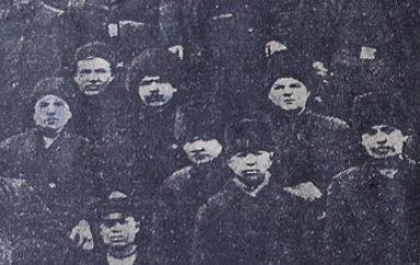 Первое фото Хрущева