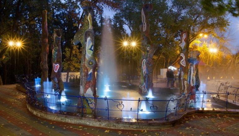 Последний день фонтанов