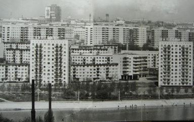 Год, когда город вырос