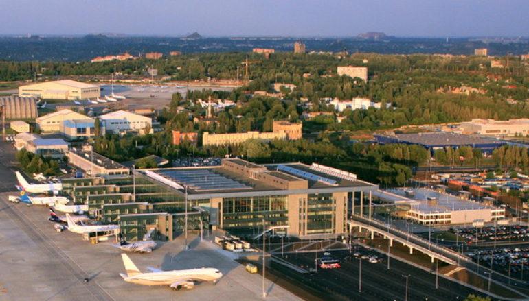 Лучшая донецкая новостройка 2012 года – аэропорт
