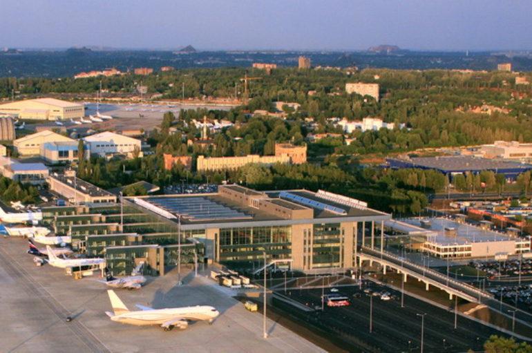 Лучшая донецкая новостройка 2012 года — аэропорт