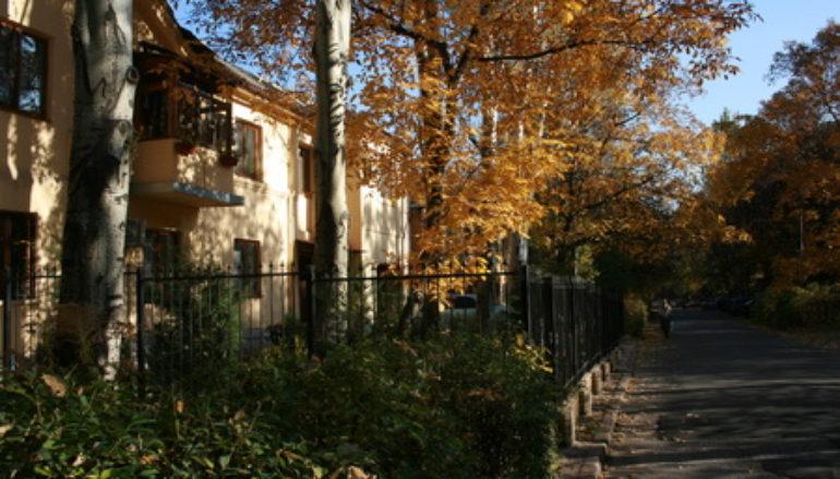 Улица Левицкого: уникальность в кубе