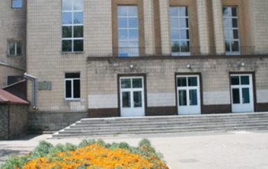 Дворец культуры имени Петровского