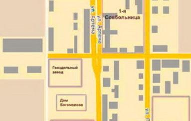 Эволюция площади Ленина: 1925-2012