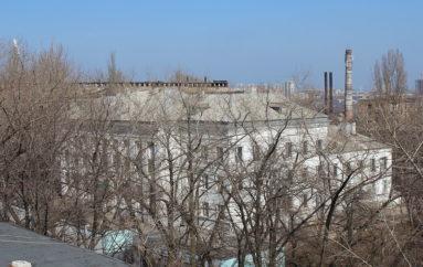 Донецк. Беглый взгляд с «Октябрьских» высот