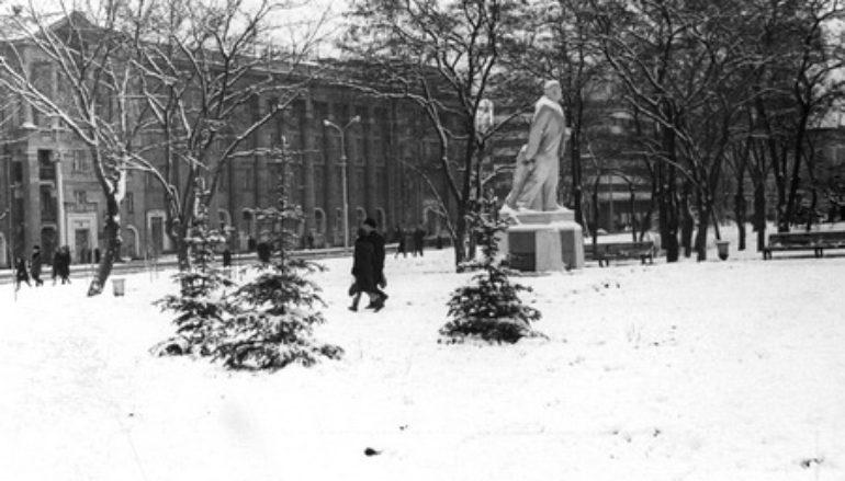 Последние вздохи «белого Ленина»