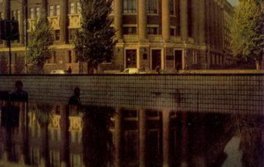 Библиотека Крупской: фотоэволюция