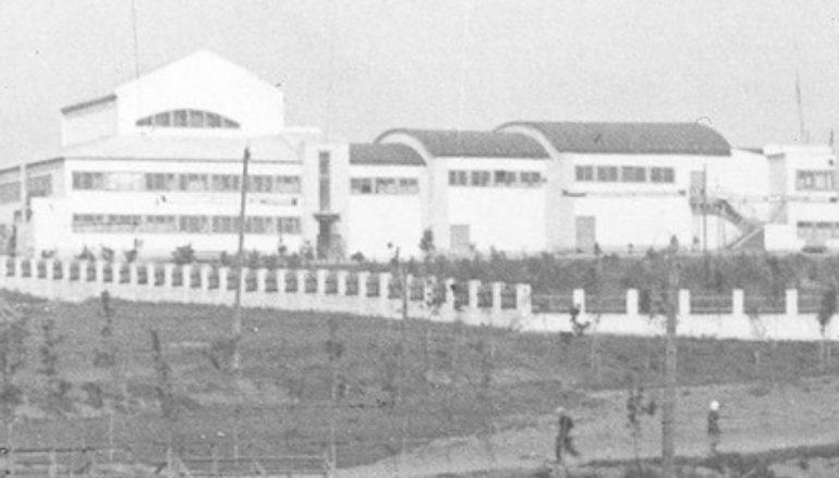Летний театр города Сталино-2