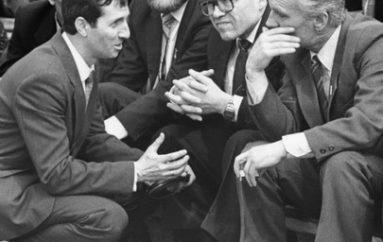Год 1990-й. Махмудов, Цой и Кранц